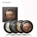 focallure 10 color eye shadow Smoked big eye makeup Shimmer Metallic Grand Diamond pearl roasted metallic eye shadow Natural