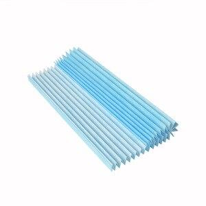 Image 2 - 10 sztuk powietrza filtr oczyszczania części dla Daikin Mc70Kmv2 serii Mc70Kmv2N Mc70Kmv2R Mc70Kmv2A Mc70Kmv2K Mc709Mv2 oczyszczacz powietrza filtr