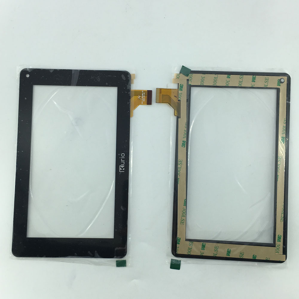 7 FPC-FC70S596-03 KURIO C14100 c14150 FPC-FC70S596-02/FPC-FC70S802-00 Touch Screen Digitizer glass External screen Sensor