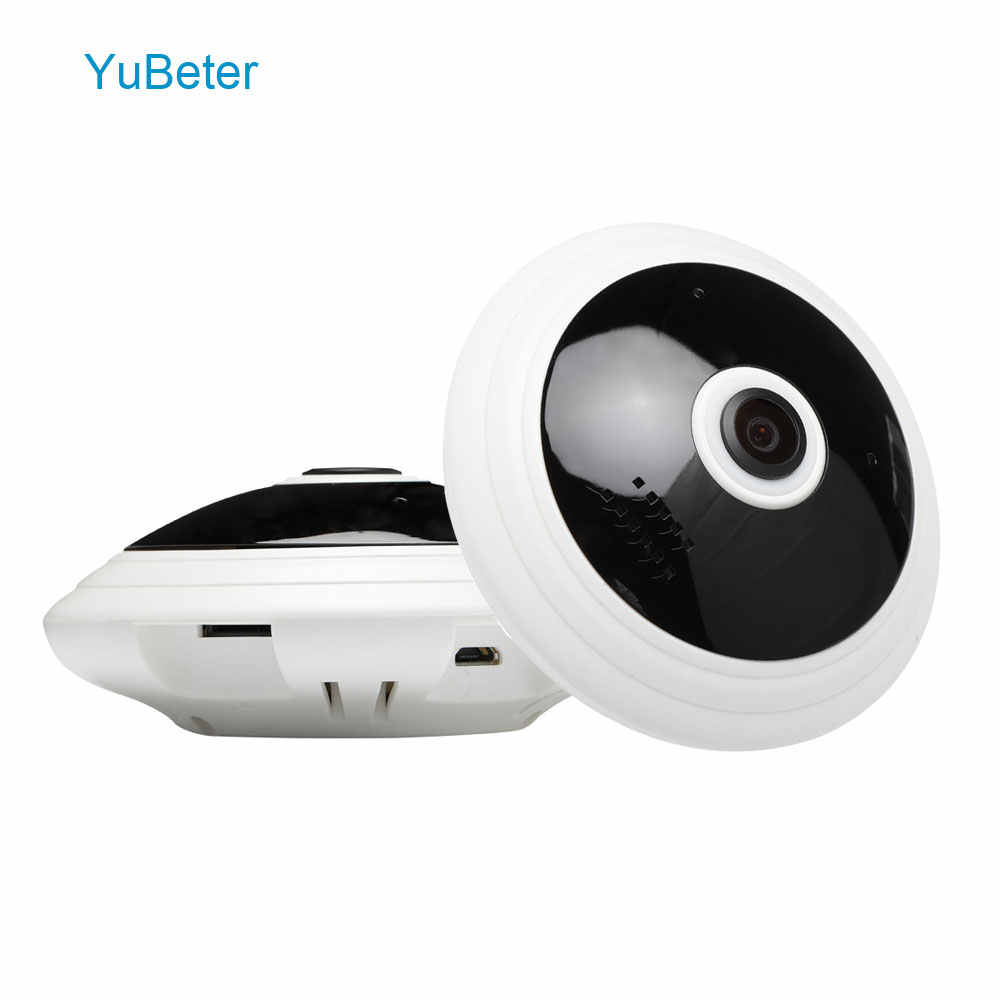 YuBeter 1080p Wireless 360 IP Camera Bulb Wifi Panoramic Camera CCTV Home Security Video Surveillance Night Vision Two Way Audio