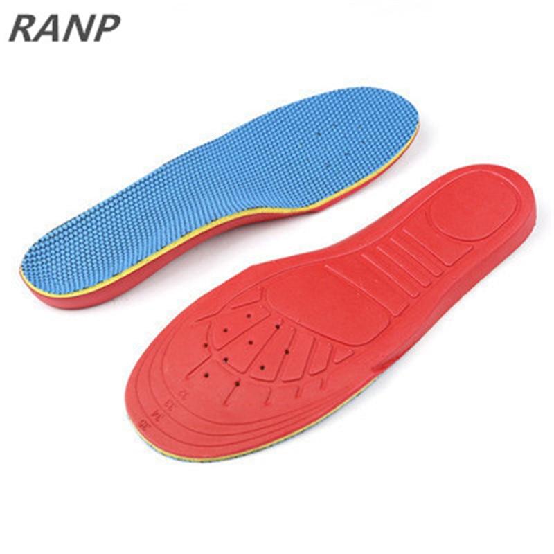 Plantillas térmicas deportivas con forma de memoria Forma de tacón - Accesorios de calzado