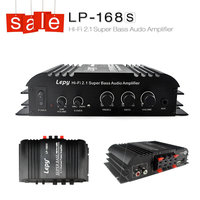 Lepy 168HA 2015 Nice Real Tube Amp Car Amplifier Power New High Quality Speaker Altavoces Fm