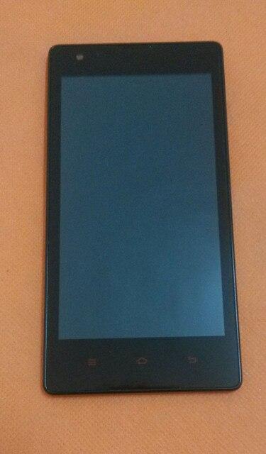 """100% Используется Оригинальный ЖК-Дисплей + Сенсорный экран + Рамка для Hongmi Redmi 1 S 3G WCDMA Snapdragon 400 Quad Core 4.7 """"HD Бесплатная доставка"""
