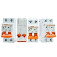 new most ideal current limiting performance 2P DC 1000V solar circuit Breaker DC breaker10A 16A 25A 32A 40A 50A 63A MCB breaker