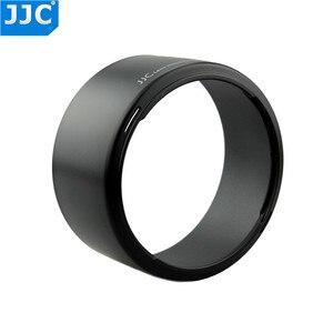 Image 5 - JJC LH 71II Bajonet Camera Zonnekap voor CANON EF 50mm f/1.4 USM Lens vervangt ES 71II