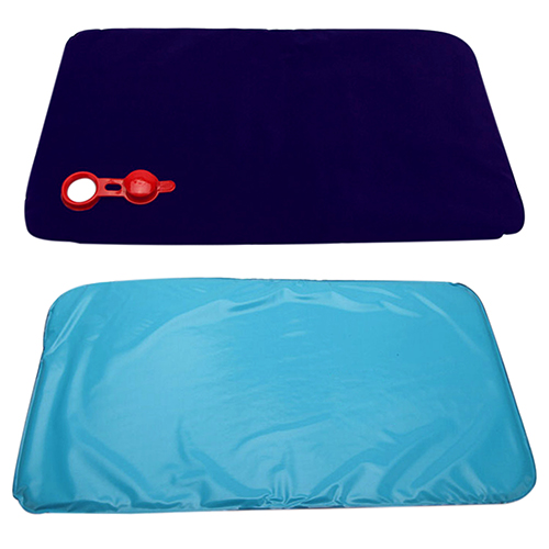 summer cold therapy insert sleeping aid pad mat muscle relief cooling pillow in bedding pillows. Black Bedroom Furniture Sets. Home Design Ideas
