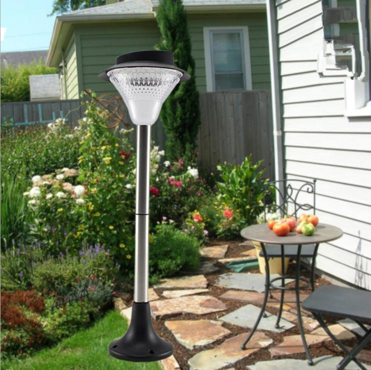 ФОТО 30LED solar lamp household outdoor lights, lawn lamp, street lamps, garden lights, landscape lighting, very bright