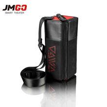 2016 Original JmGO portable Bag leather travel case for P1 P2 font b Projector b font