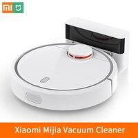 2017 Xiaomi mi робот mi Цзя пылесос для домашнего Автоматической подметания пыли Smart планируется стерилизовать мобильное приложение Remote Управлени