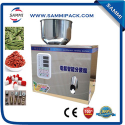2-50g FZ-50 precise weighting and packing machine for seeds, grain