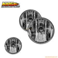 Fit For 07 09 10 11 Yukon Acadia Camaro Tahoe Suburban OE Fog Lights Lamps Clear Pair USA Domestic Free Shipping Hot Selling