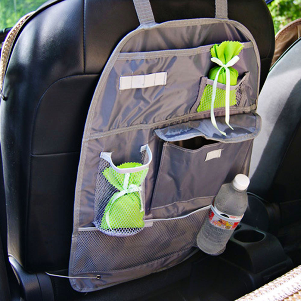 Car Bag Back Seat Storage Universal Bags Chair Trunk Box Pocket Protector In Cars For Auto Accessories To Have A Unique National Style Automobiles & Motorcycles