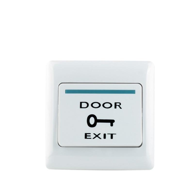 Täielik RFID ukse juurdepääsu kontrollisüsteemi komplekt koos - Turvalisus ja kaitse - Foto 5