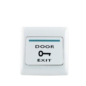 Image 5 - סט שלם של RFID דלת בקרת גישה מערכת ערכת סט עם מנעול RFID לוח מקשים + כוח + מנעול מגנטי + דלת יציאה + מפתחות משלוח חינם
