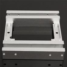 Makerbot Replicator оси X Слайдер Алюминиевого Сплава Серебра Двойной головкой Держатель для Makerbot2, MK10 3d-принтер