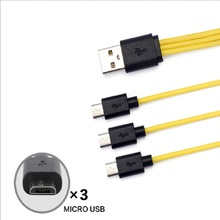 ZNTER Micro usb зарядный кабель для ZNTER AA AAA C размер D размер 18650 USB аккумуляторная батарея