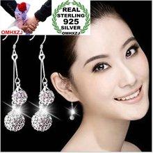 Omhxzj оптовая продажа модных ювелирных изделий капли воды Кристалл