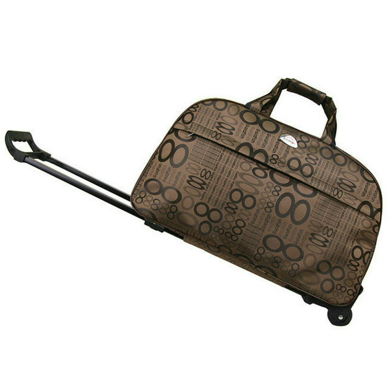 High Quality Waterproof Luggage Bag Thick Style Rolling Suitcase Trolley Luggage Women&Men Travel Bags Wheels Suitcase LGX20