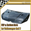 New Car Styling For Volkswagen VW Golf 7 GTI/TSI Classis Type Carbon Fiber Hood