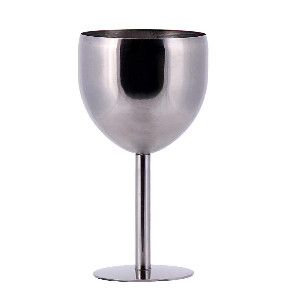 Couchtisch Margalida 220ml Stylish Stainless Steel Martini Glasses Cocktail Champagne