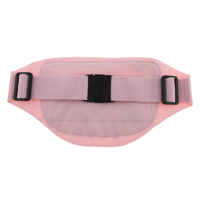 Adjustable Waist Trimmer Belt Abdomen Tummy Trainer Band Massage Come with Wormwood Bag 4