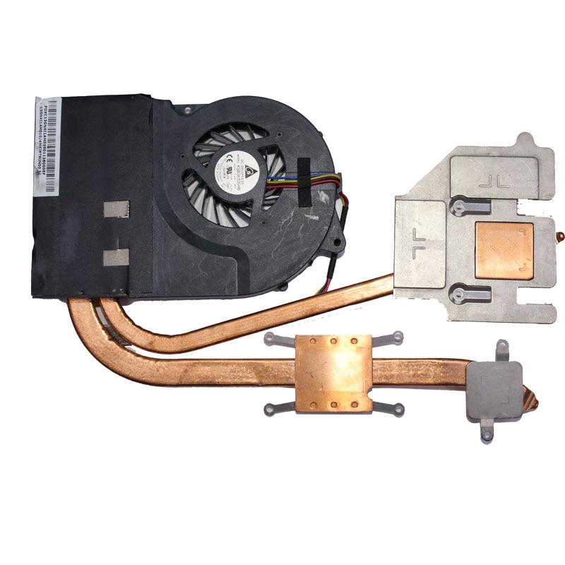 Original laptop heatsink cooling fan for ASUS N53DA heatsink free shipping for asus u46e heatsink cooling fan cooler