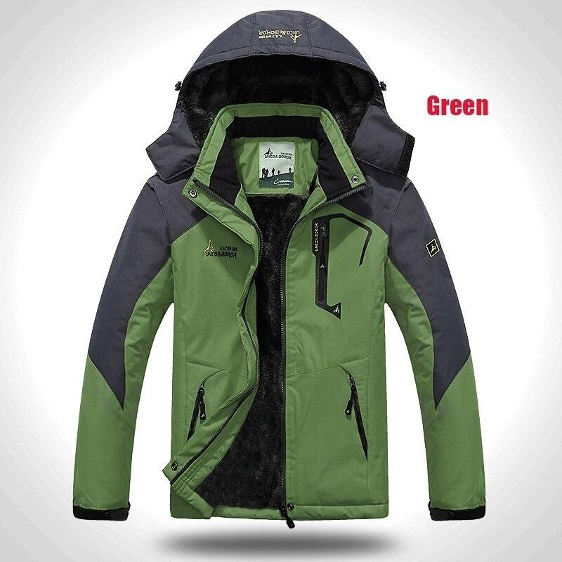 Size Winter Jacket Men Mens Coat Winter Man Clothes Casacos Masculino Thick Winter Coat