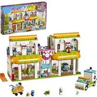 Friends the Heartlake City Pet Center compatible friends Pet Shop friends Creative Building blocks Toys