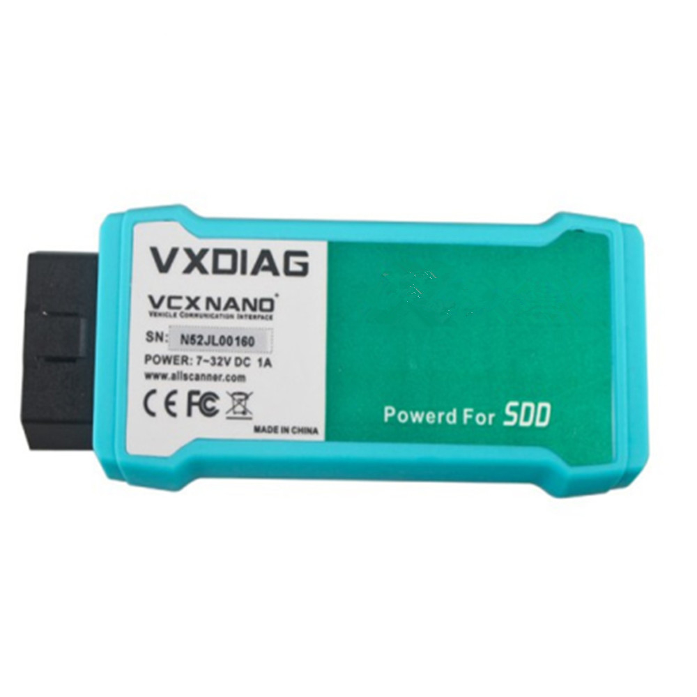 WIFI Version VXDIAG VCX NANO for Land Rover/Jaguar 2 in 1 Software V143 for Land Rover Diagnostic Tool zipower pm 5158