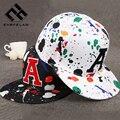 """Atacado de Moda Hip Hop Cap Carta """"um"""" grafite marca snapback cap homens mulheres boné de beisebol snapback hat casquette gorras planas"""