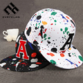 "Wholesale Fashion Hip Hop Cap Letter ""A"" Graffiti Brand Snapback Cap Men Women Baseball Cap Snapback Hat Casquette Planas Gorras"