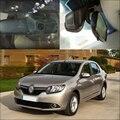 Para Renault Symbol Car wifi DVR Coche de Conducción Grabadora de Vídeo Oculta instalación frontal cámara de caja negro Car Dash Cam