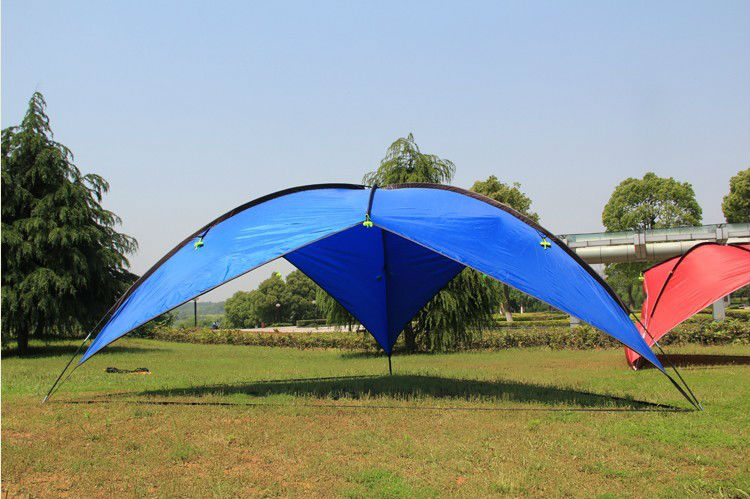 sports shoes cfaa8 fd5af Free shiping Outdoor camping tents big size shade tents ...