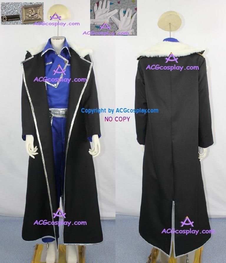Fullmetal Alchemist Brotherhood Olivia Armstrong косплей - Костюмдер - фото 1