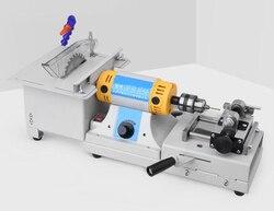 750 Вт электрическая мини-ДРЕЛЬ Dremel для гравировки, полировальная машина, вращающиеся инструменты с переменной скоростью, аксессуары для рез...