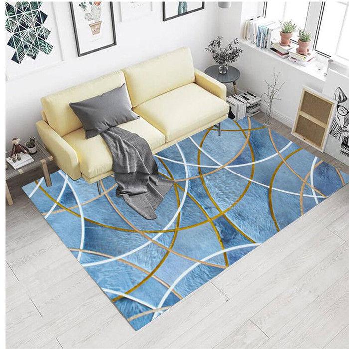 Mordern Style Home Carpet For Bathroom Toilet Bath Mats Anti slip Floor Rug Playing Mat Multi Colors Rectangle Bathroom Carpets|Bath Mats| |  - title=