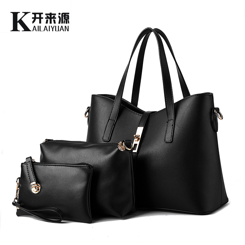KLY 100% Genuine leather Women handbags 2018 New Europe style stereotypes fashion handbags Messenger bag shoulder bag недорго, оригинальная цена