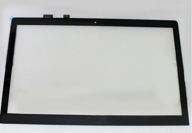 For 15.6 ASUS VivoBook S550 S550C TCP15F81 V0.4 Tablet Outter Digitizer TouchScreen Glass Panel Lens Replacement