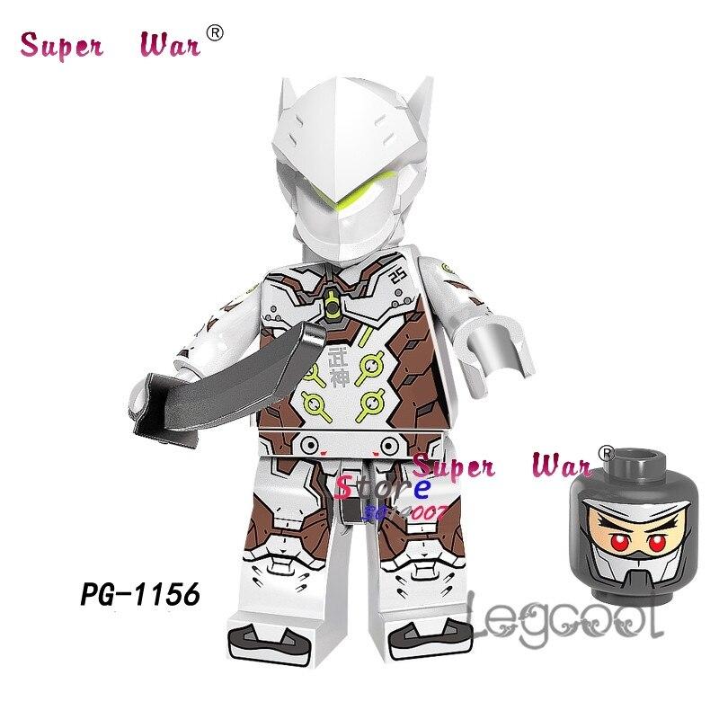1-pcs-blocos-de-construcao-do-modelo-figuras-de-acao-super-herois-font-b-starwars-b-font-overwatch-serie-genji-ideias-classicas-diy-brinquedos-para-as-criancas-presentes