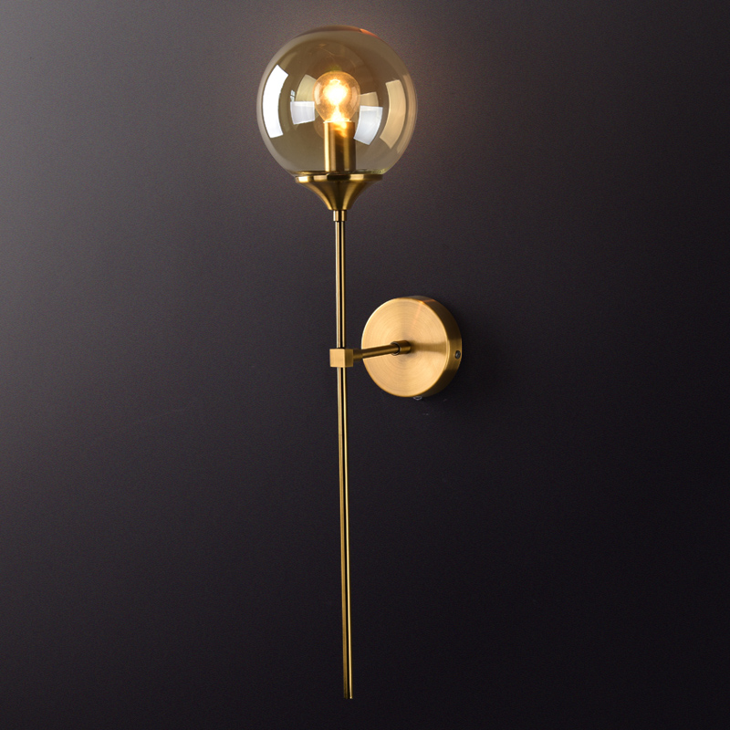 Moderne Wandlamp Woonkamer Slaapkamer Bed Spiegelfront Gangpad Gang Wandlamp Achtergrond Wandkandelaar Eetkamer Lezen