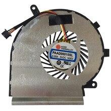 Новый оригинальный Процессор вентилятор охлаждения для MSI GE62 GE72 PE60 PE70 GL62 PAAD06015SL N303 ноутбук кулер радиаторы Вентилятор охлаждения