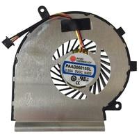 New Original Cpu Cooling Fan For MSI GE62 GE72 PE60 PE70 GL62 PAAD06015SL Laptop Cooler Radiators