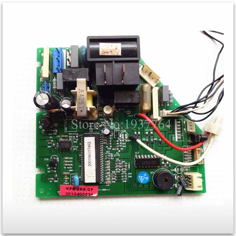 air conditioning Computer used board control board 0010400239 good working air conditioning board a74591 a74608 used disassemble