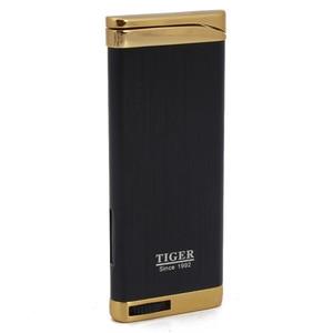Image 5 - Hot Compact Jet Cigar Pipe Lighter Butane Lighter Torch Turbo Gas Cigarette 1300 C Fire Windproof Lighter NO Gas