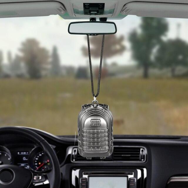 PUBG Car Backpack Pendant Car Decor