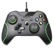Hot Sale USB Wired Controller Controle For Windows PC Microsoft For Xbox One Controller For Xone Gamepad Joystick for microsoft xbox 360 xbox slim 360 controller wired joystick usb gamepad android smart tv box game ad gaming pc gamer joypad