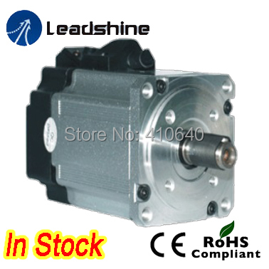 Leadshine ACM602V36-30  200W Brushless AC Servo Motor,with 1000 -Line Encoder and 4,000 RPM  Speed Free Shipping leadshine 200w brushless ac servo drive and motor kit acs806 acm602v60 2500 new