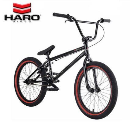 HARO BMX Intermédiaire Rue Performance Vélo 200.1 20