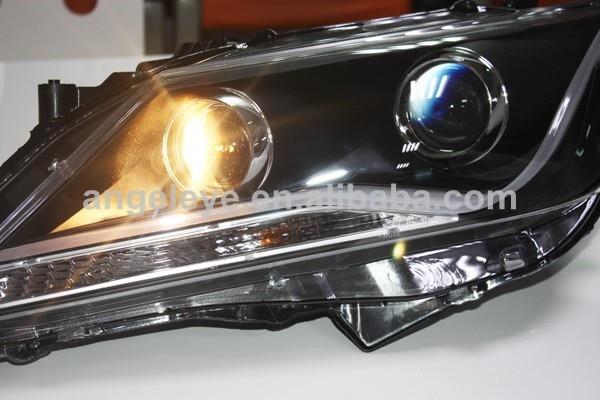 Стиль A8 для TOYOTA Camry Aurion LED Стрічковий - Автомобільні фари - фото 5