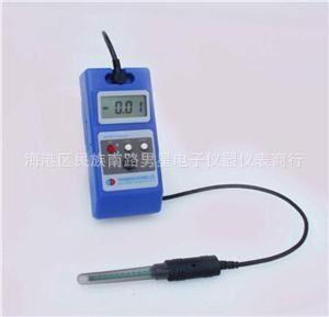 WT10A Gaussmeter Tesla méri a fluxusmérő felületének mágneses mező teszterét Ns funkcióval + fém szonda